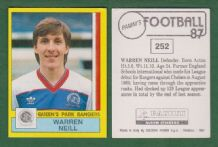 Queens Park Rangers Warren Neill 252